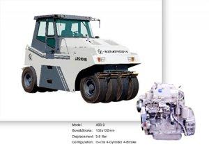 4BT-东风康明斯-B3.9-C-97-用于 压路机